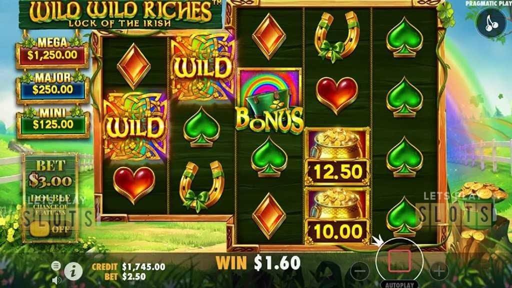 scatter wild wild riches