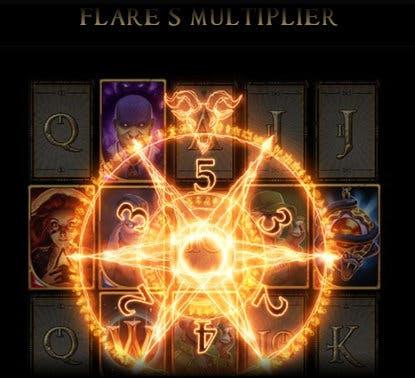 flare multiplier