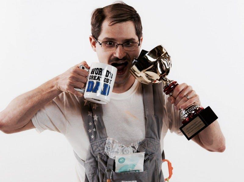 Chad Dombrova - LA Champion