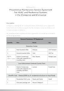 The Best Hvac Preventive Maintenance Contract Template Edit Pdf Forms Online Lumin Pdf