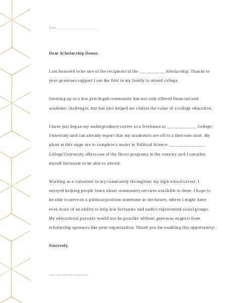 Scholarship Thank You Letter Example from images.prismic.io