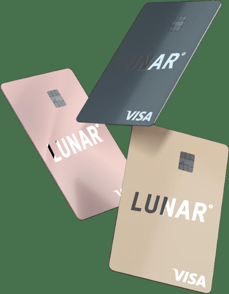 Lunar Premium kort