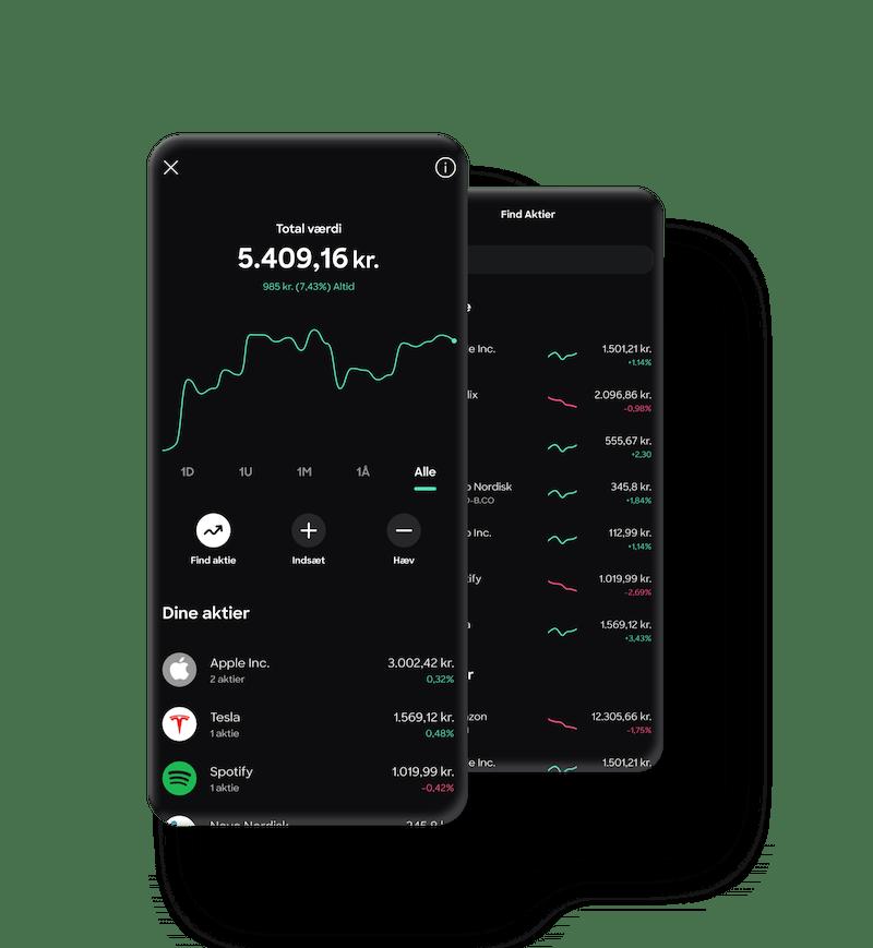 Køb aktier med Lunar Invest