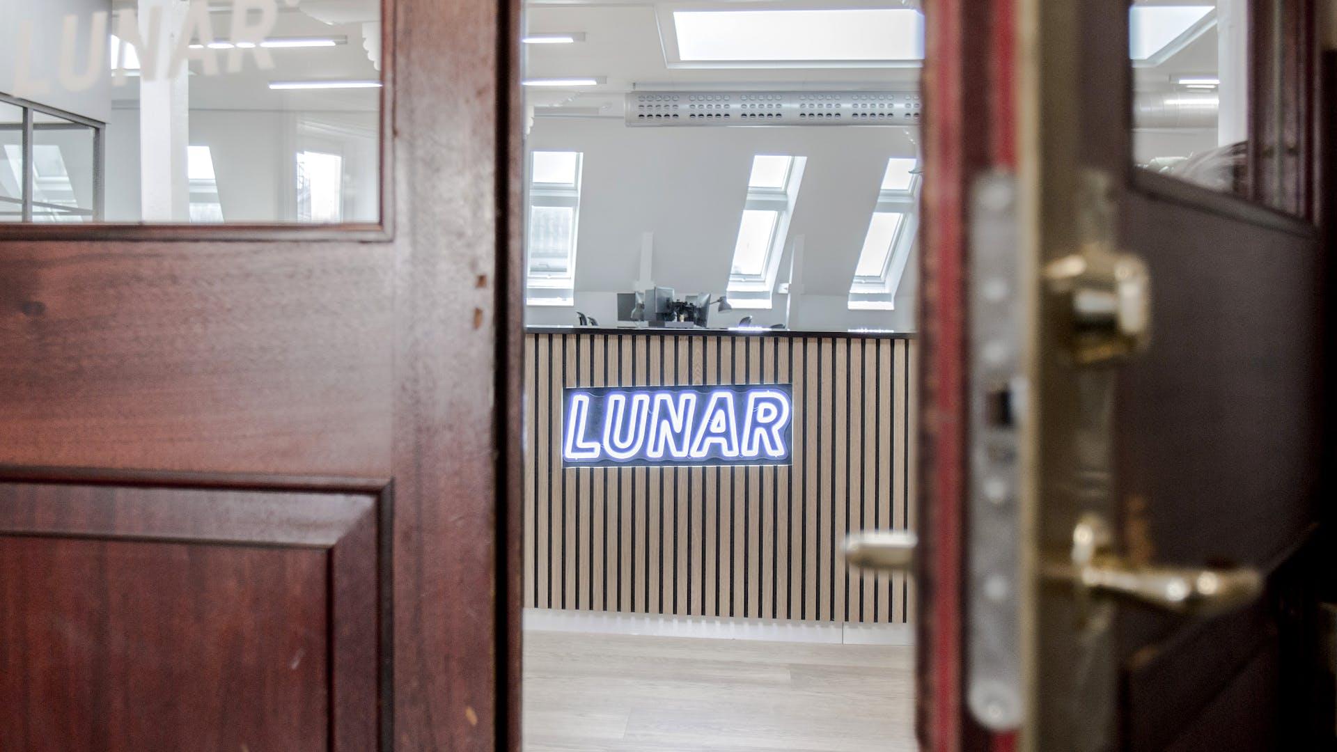 Lunar entrance