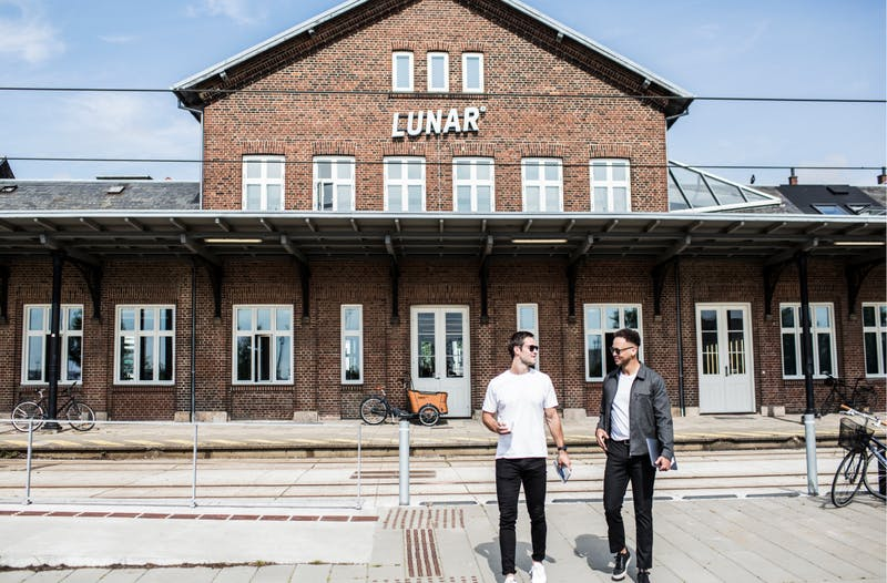 Lunar office in Aarhus