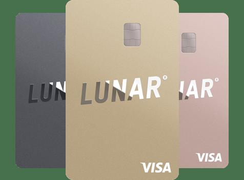 Lunar Premium cards