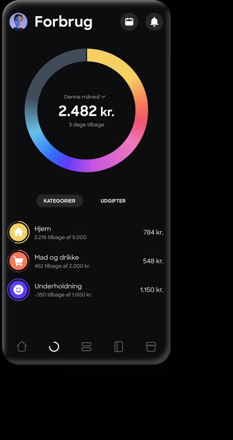 Få overblik over dine penge på mobilen