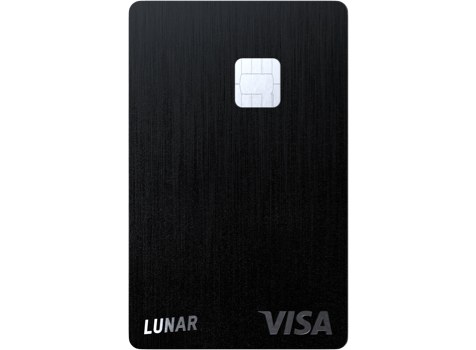 Lunar Pro metal card