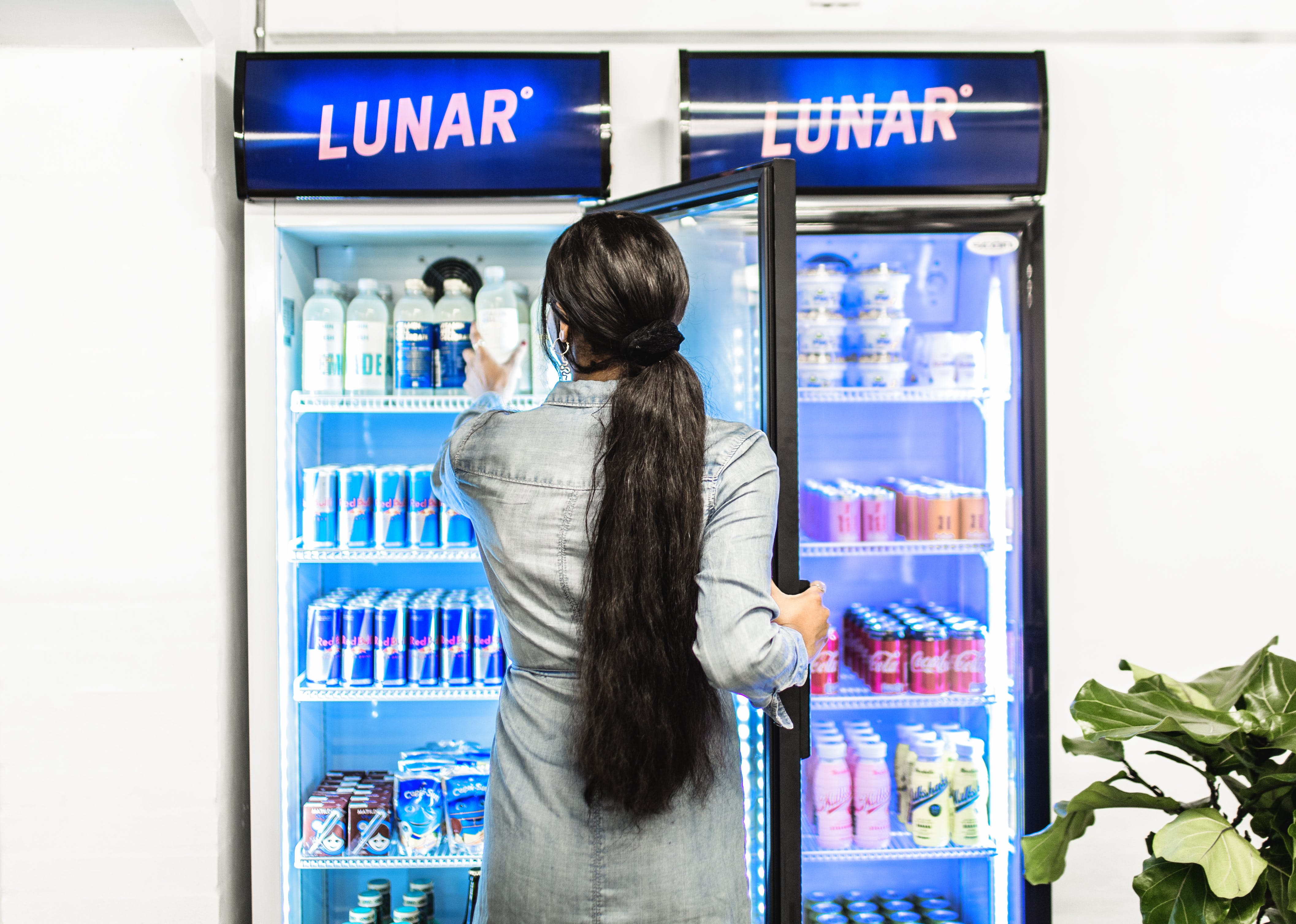 Lunar fridge