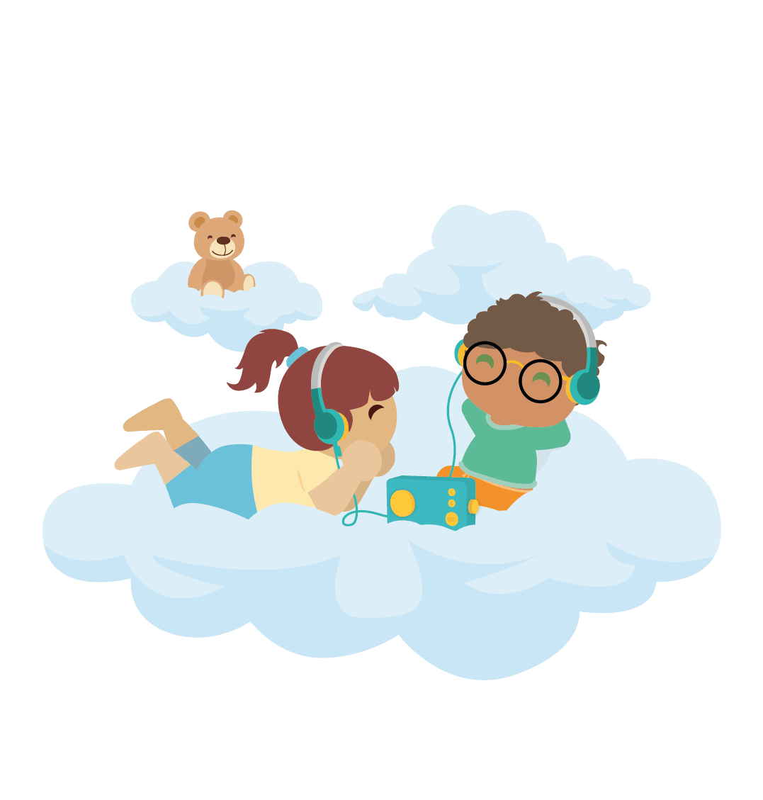 Octave is a great way to share fun audio story experiences on your Fabulous Storyteller with siblings, family and best friends!