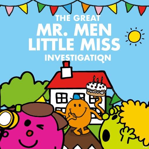 The Great Mr. Men Little Miss Investigation