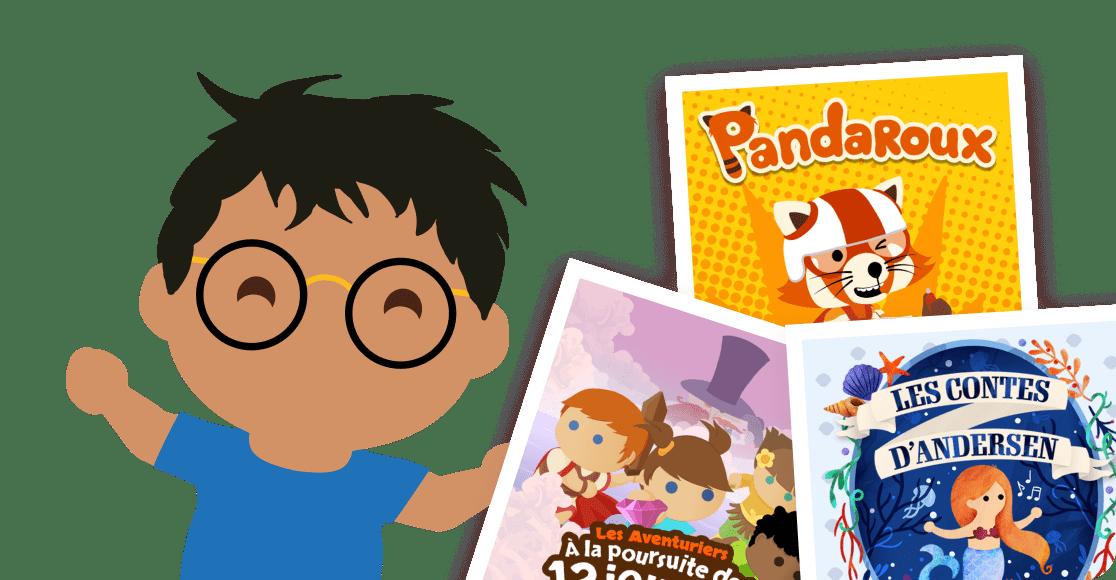 Abonnement histoires et contes audio enfant Lunii Fabrique à Histoires
