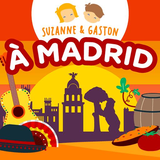 Suzanne et Gaston à Madrid