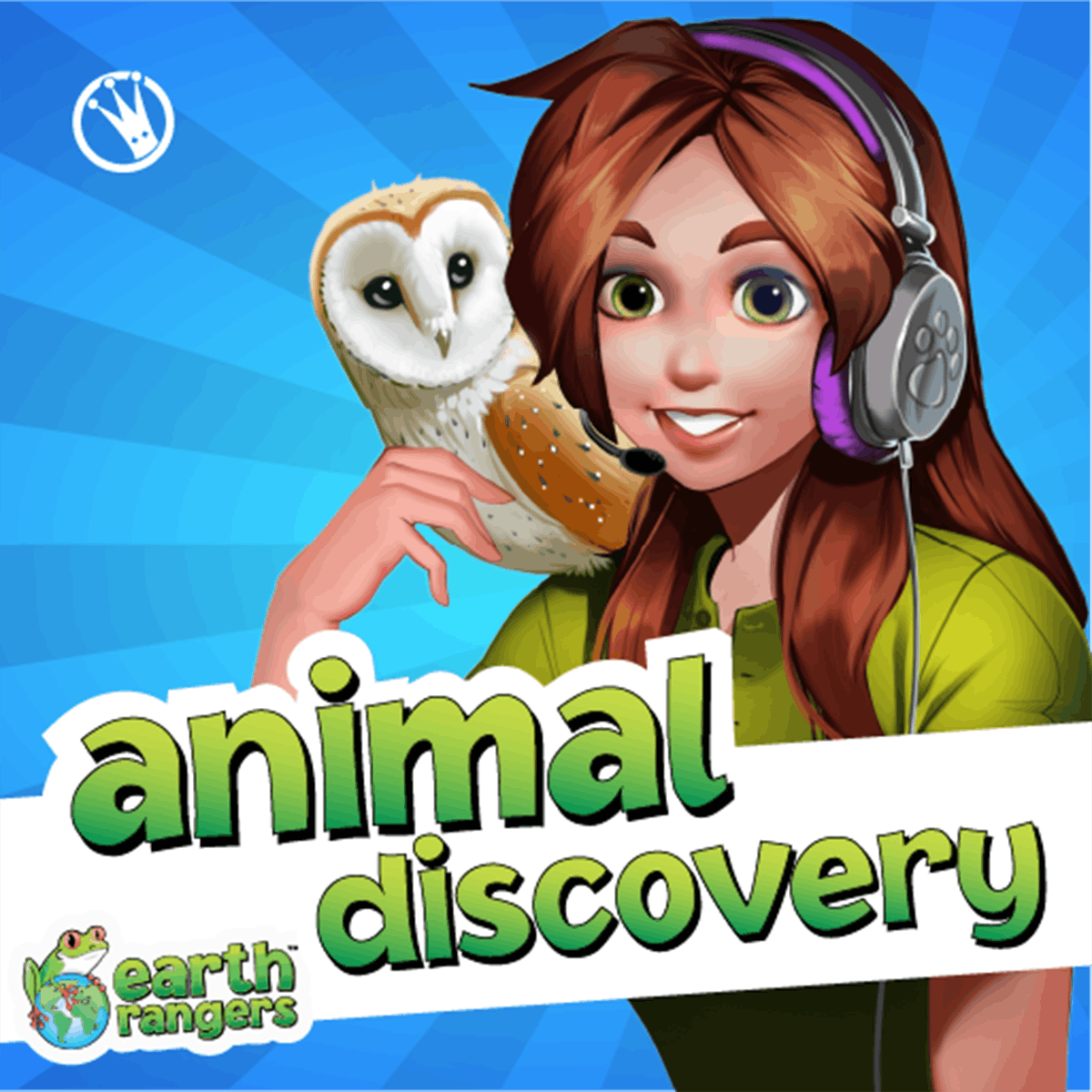 Learn about amazing animals with Earth Rangers
