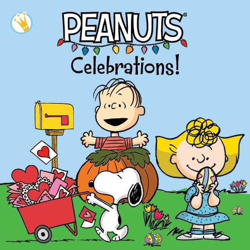 Célébrez les moments les plus joyeux de l'année avec le gang Peanuts