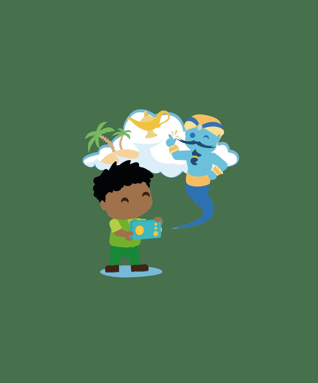 Ma Fabrique à Histoires permet aux enfants de participer à l'aventure de leurs héros; découvrir de nouveaux amis, animaux et lieux; apprendre des langues; voyager à travers le monde; être inspiré; développez de nouvelles compétences sociales… Un monde de possibilités s'offre à eux!