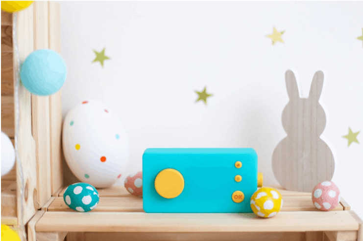 Exclusive additional Easter surprises on Lunii.com!
