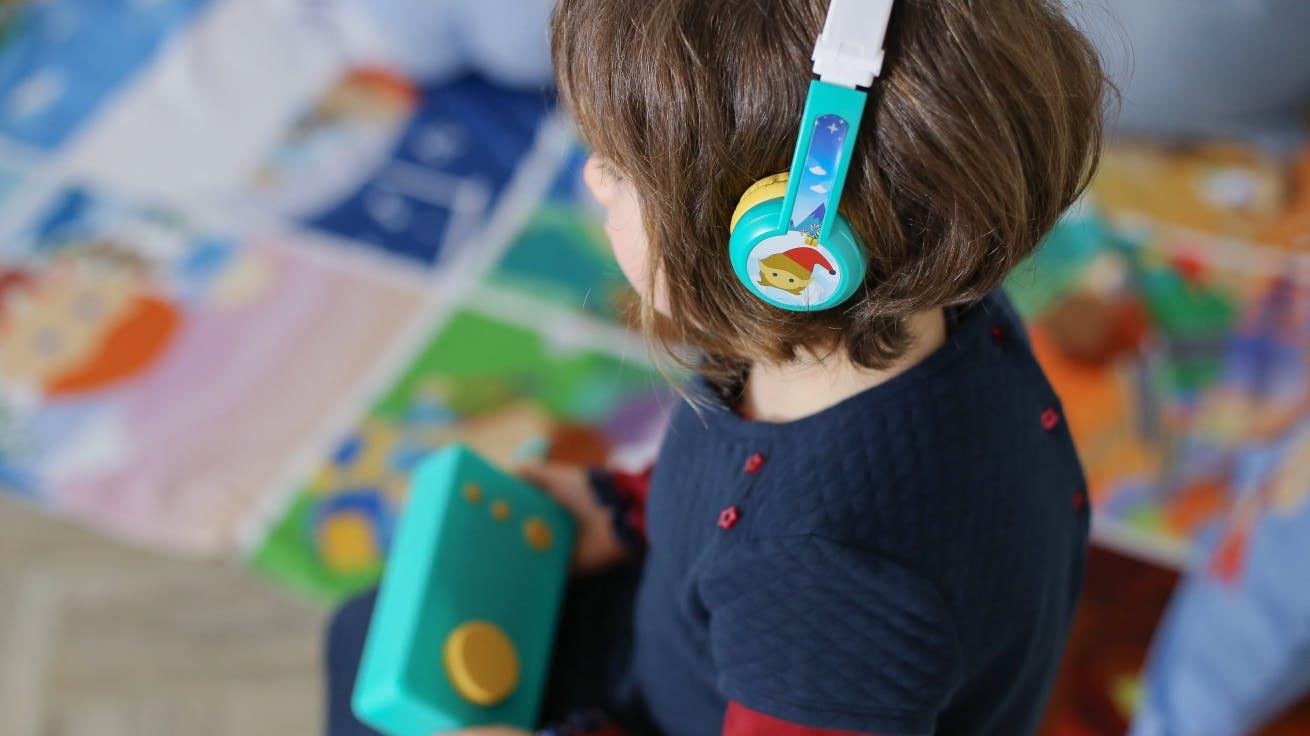 Le casque audio Octave est confortable et résistant
