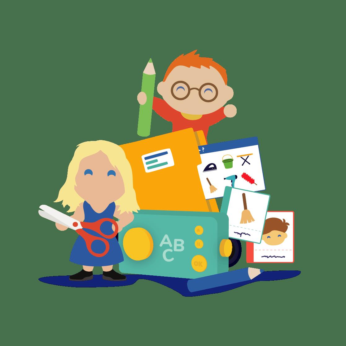 Lunii et les écoles contenu pédagogique pour les enseignants