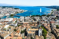 Production de vidéo de promotion immobilière à Genève Cathédrale