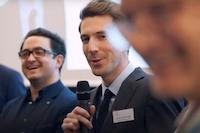 Production vidéo de conférence en multicam à Lausanne, Fondation Leenaards Rendez Vous Science 2019