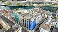 Réalisation de vidéo de promotion pour l'immobilier à Genève Jonction