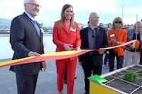 Réalisation d'une vidéo d'inauguration pour entreprise à Genève, pour la SPG