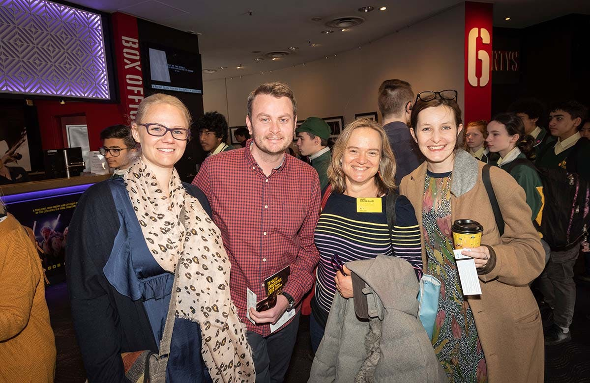 Martin Lysicrates  Playwright Prize 2019 Winning Playwright Brendan Hogan