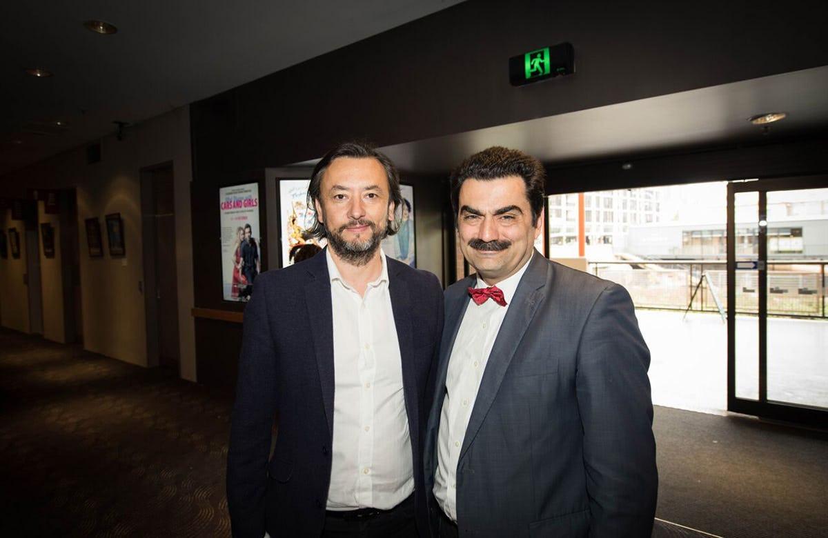 Lysicrates Prize 2017 Dr Stavro Kyrimias