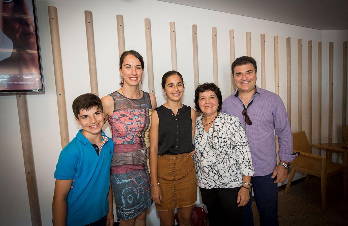 Lysicrates Prize 2018 Marieke Calsas, Stan Condilios