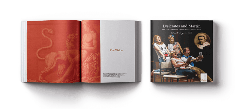 The Lysicrates Prize 2017