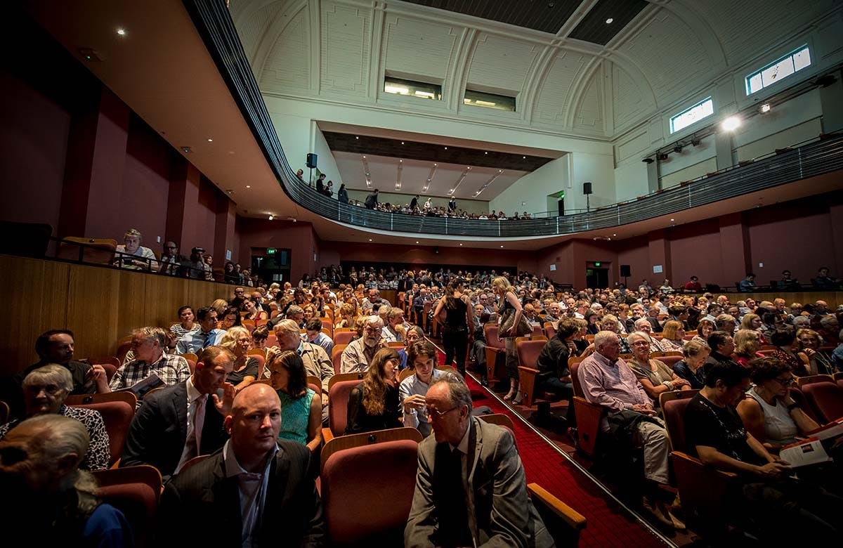 Lysicrates Prize 2016 Robin Lane Fox, Oxford University Financial Times