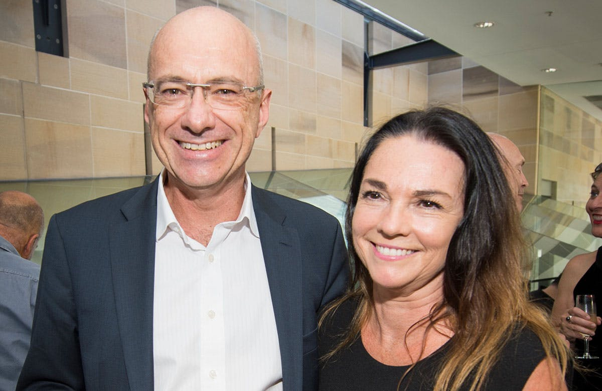 Lysicrates Prize 2015 Andrew Kirk and Mellisa Ponchard
