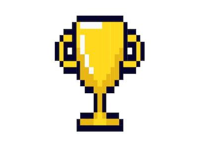 Thumbnail trophy