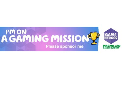 Thumbnail of an email signature saying 'Please sponsor me'