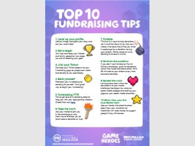 Thumbnail of Fundraising Tips