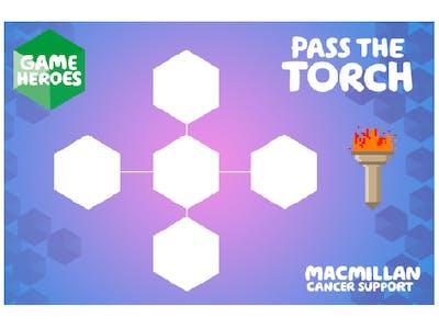 Thumbnail of medium team Pass the torch