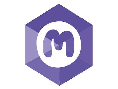 THumbnail purple logo shorthand