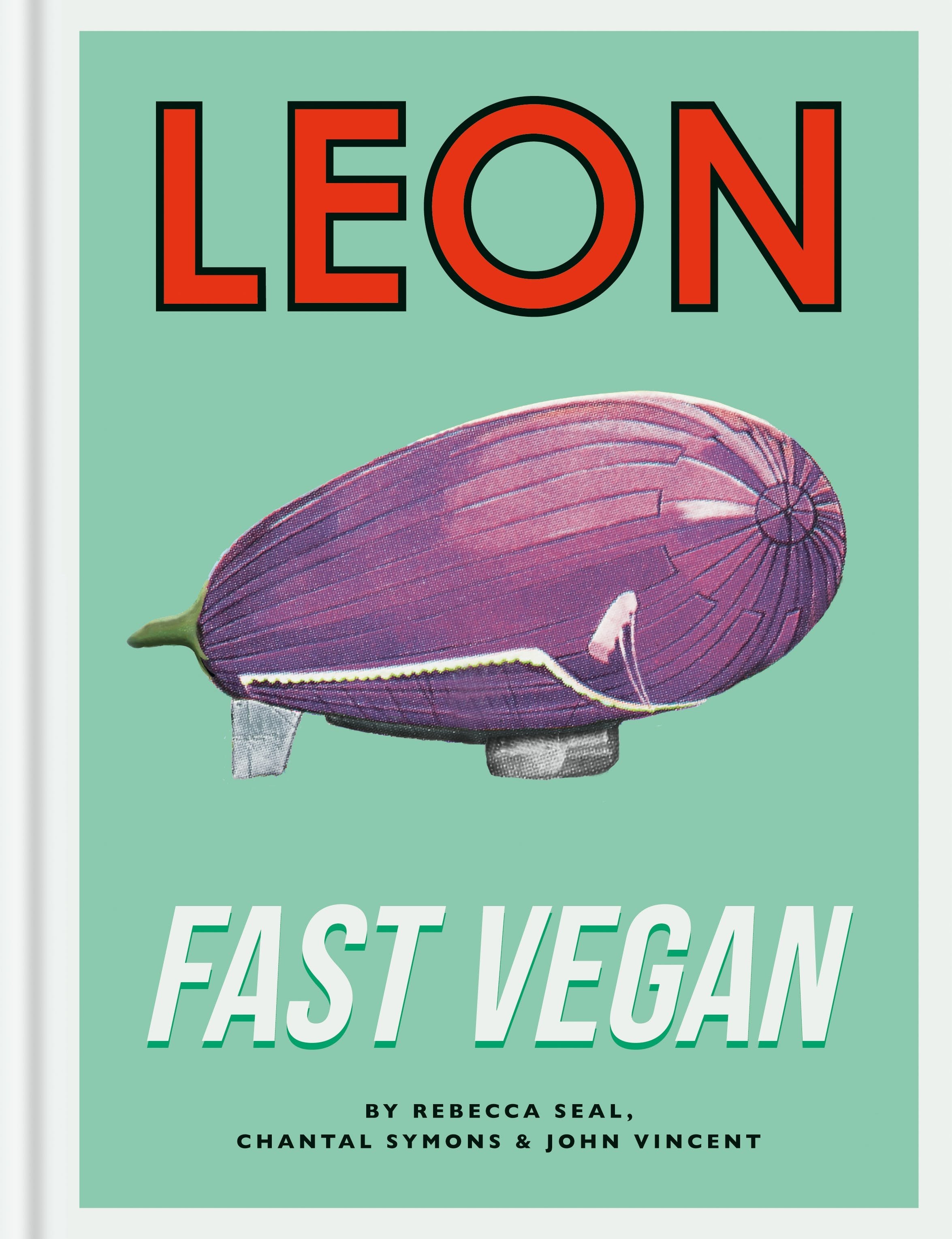 leon fast vegan book cover