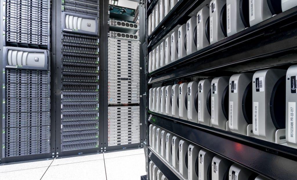 MacStadium data center