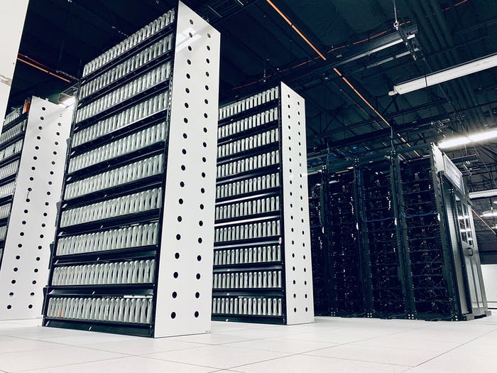 Media Asset - MacStadium data center