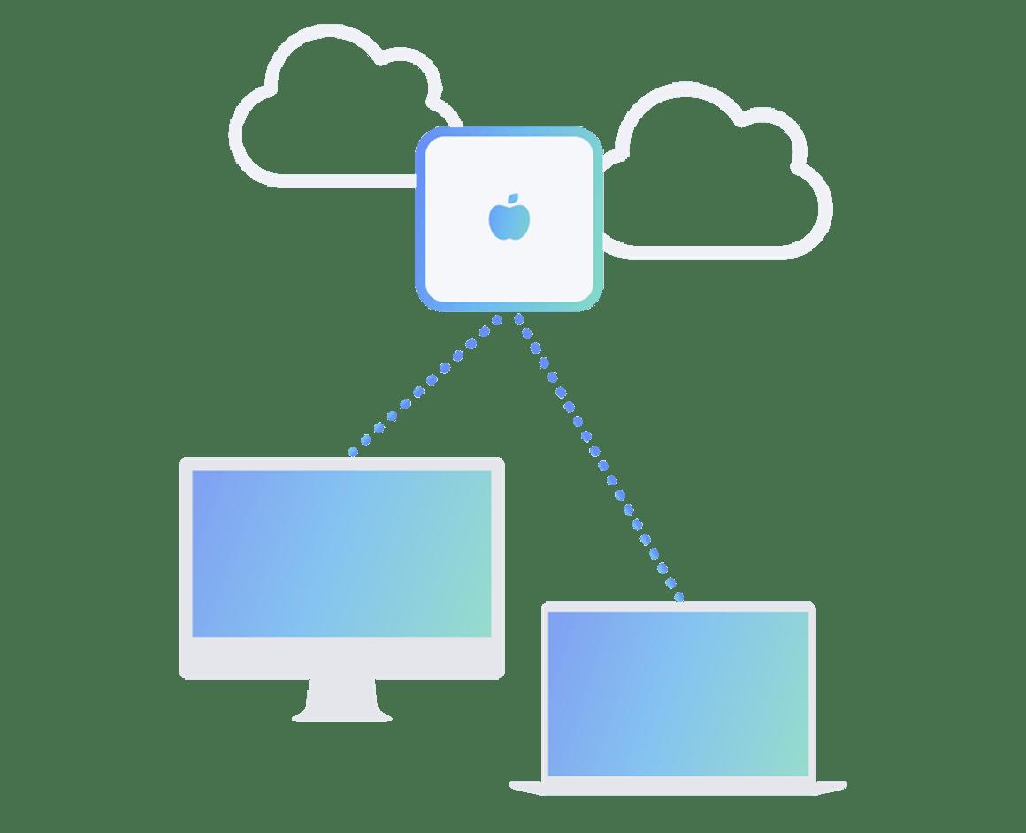 Cloud Access illustration