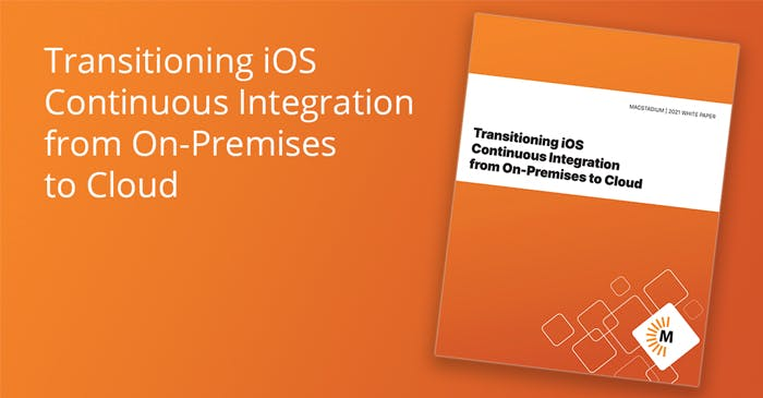 On-prem to Cloud white paper