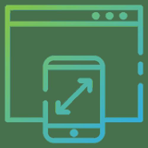 RN Responsive Screen logo
