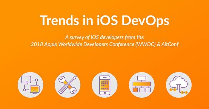 Trends in iOS DevOps survey