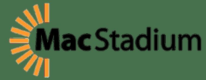 Media Asset - MacStadium logo