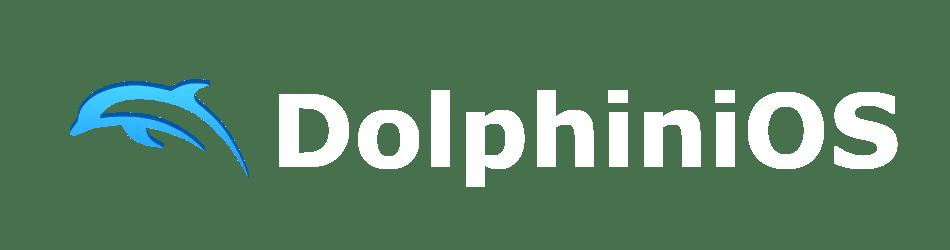 DolphiniOS logo