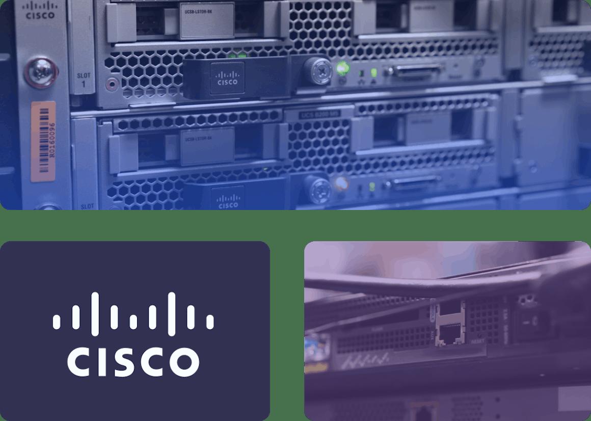 Cisco firewall photo