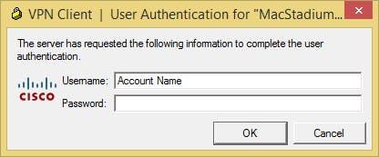 Windows_VPN Client_connect