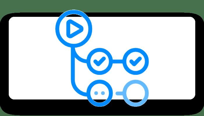 GitHub Actions logo